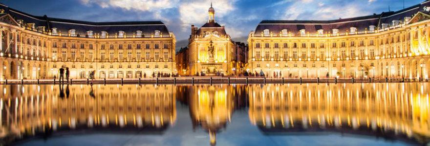 Bordeaux en automne